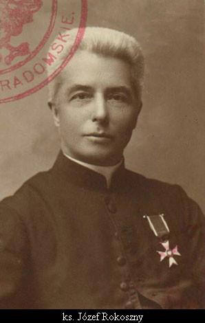 ks. Józef Rokoszny